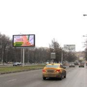 60 Лет Октября пр-т, д. 14 ЦРП (поз.1), билборд 6х3, Цифровой, сторона A