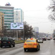 60 Лет Октября пр-т, д. 14 ЦРП (поз.1), билборд 6х3, Призмавижн, сторона A