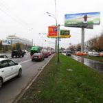 Алтуфьевское  шоссе 14 (-), суперсайт 5х15, Статика, сторона A