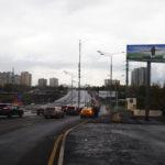 Аминьевское  шоссе 23 с.3 (-), суперсайт 5х15, Статика, сторона A