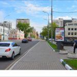 Андроньевская Б.  ул. 6 (при съезде на Андроньевскую Б.  ул.), ситиформат 1,2х1,8, Статика, сторона A